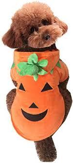 Mogoko <b>Dog</b> Cat Halloween Pumpkin <b>Costumes</b>, Funny <b>Pet</b> ...