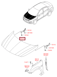 <b>Капот Hyundai</b>