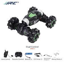 Jual <b>JJRC</b> Q78 <b>4WD</b> Stunt RC Car Gesture Induction Twisting Drift ...