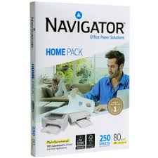 "<b>Бумага</b> ""<b>Navigator Home</b> Pack"", A4, 250 листов, 80 г/м2 купить ..."