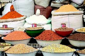 Image result for images for nigerian food stuffs