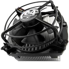 Alpine 64 PWM | Silent CPU Cooler for AMD | wide ... - ARCTIC