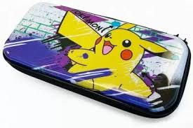 Защитный <b>чехол</b> (Pokemon Pikachu) <b>HORI</b> (NSW-163U) (Switch ...