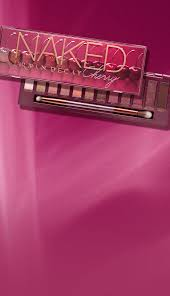 <b>Naked Cherry</b> – The New Eyeshadow Palette from <b>Urban Decay</b>