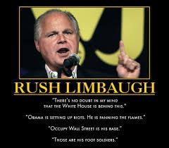 Rush Limbaugh Famous Quotes. QuotesGram via Relatably.com