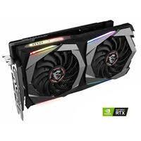 <b>MSI</b> GeForce <b>RTX 2060</b> Gaming Z Dual-Fan 6GB GDDR6 <b>PCIe</b> 3.0...