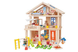 Plan Toys Dollhouse   The Best Eco Friendly DollhousePlan Toys Terrace dollhouse