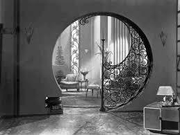 room artistic designs gray