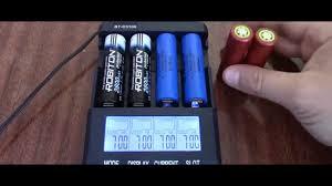 Тест <b>аккумуляторов 18650</b> на реальную ёмкость - YouTube