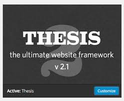 Thesis Theme Review  Run A Killer Website With The Thesis     Business owners using Thesis theme does not necessarily need to hire a developer or rather wait for a particular period to make vital changes to their