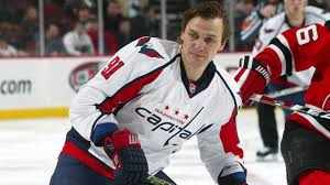 nhl legends in wrong uniforms forwards edition sergei fedorov washington capitals 70 games 2007 08 to 2008 09