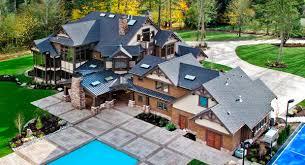 Luxury House Plans That Rival Dallas     Southfork   The House DesignersLuxury Craftsman house plan