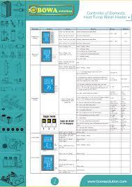zl r200a universal air source heat pump water heater controller air source hot unit lilytech