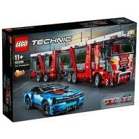 <b>Конструктор LEGO Technic</b> 42098 <b>Автовоз</b> — <b>Конструкторы</b> ...