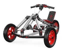 Build your own <b>Pedal Go Kart</b> together with your family