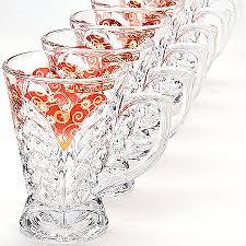 "<b>Набор стаканов</b> ""Loraine"", <b>6</b> предметов, 160 мл | Купить с ..."