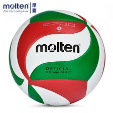 <b>Original Molten</b> V5M2700 <b>Volleyball</b> Official Size 5 PU Leather ...