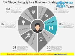 six staged infographics business strategy diagram flat powerpoint    six staged infographics business strategy diagram flat powerpoint design