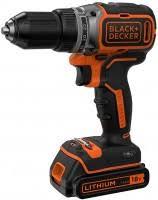 Black&Decker BL186KB – купить <b>дрель</b>-<b>шуруповерт</b>, сравнение ...