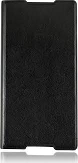 <b>Чехол Brosco Book для</b> Sony Xperia Z3 Plus, черный — купить в ...