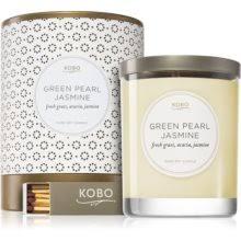 KOBO Coterie Green Pearl Jasmine <b>ароматическая свеча</b> | notino.ru
