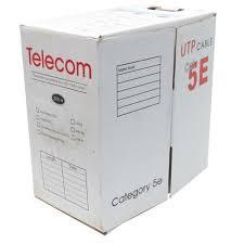 <b>Кабель</b> UTP <b>Telecom</b> UTP4-TC305C5EN-CCA-IS-LSZH UTP 5e ...