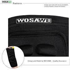 <b>WOSAWE 1PC Elastic Sports</b> Elbow& Knee Pads Breathable ...