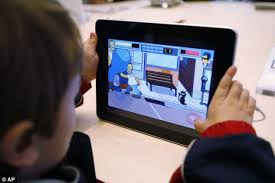 <b>Children</b> play with touchscreens more than traditional <b>toys</b> ...