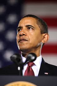 <b>Barack Obama</b>, mal en point dans les sondages, devra surmonter les <b>...</b> - Barack_Obama_speaks_at_Camp_Lejeune_2-27-09_3