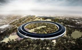 it will house 13000 employees during their working day and is set to revolutionise the way apple cupertino office