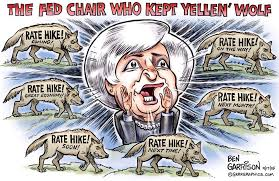 Image result for federal reserve  cartoons