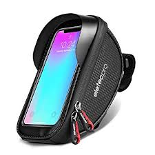 Bike Frame Bag, EletecPro Cellphone Bag Bike Waterproof <b>Front</b> ...