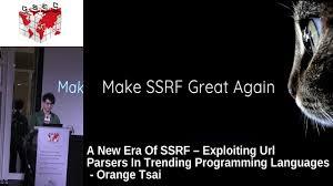 #HITBGSEC <b>2017 SG</b> Conf D1 - A <b>New</b> Era Of SSRF - Exploiting Url ...