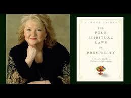 Free Edwene Gaines Workshop; The Four Spiritual Laws of Prosperity