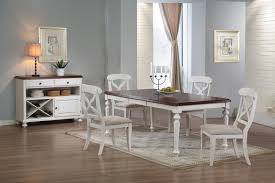 Dining Room Table Top Awesome White And Wood Dining Table On Dark Wood Dining Room Sets