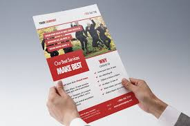 flyer templates psd from a» css author one page marketing flyer template psd
