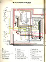 1967 vw wiring diagram thesamba com type 2 wiring diagrams