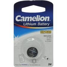 <b>Батарейка CR1620</b> Camelion <b>CR1620</b> 1 шт. — купить, цена и ...