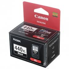 Картридж <b>Canon PG-440XL черный</b> купить в интернет-магазине ...
