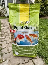 Обзор от покупателя на <b>Корм</b> для прудовых рыб <b>Tetra Pond</b> Sticks ...