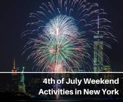 New York 4th of July Weekend 2017 - 10+ Things to Do in New York ...