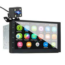 imars <b>7 inch 2 din</b> car mp5 player for android 8.0 2.5d screen stereo ...