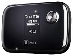<b>Wi</b>-<b>Fi роутер</b> МТС <b>4G</b> LTE <b>Wi</b>-<b>Fi</b>-<b>роутер</b>