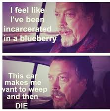 Psych - Tim Curry named the blueberry! | Psych - O | Pinterest ... via Relatably.com