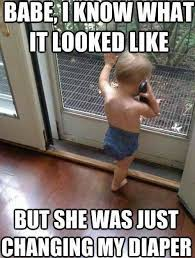 kid on phone to girlfriend meme | Smile like you mean it ... via Relatably.com