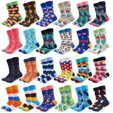 <b>Moda Socmark</b> New Arrival Brand Men's Happy Socks Men ...