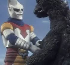 Image result for jet jaguar and godzilla