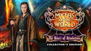 Image result for MYTHS OF THE WORLD the heart of desolation collectors edition