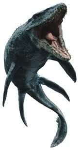 jurassic big mosasaurus dinosaur soft action toy pvc figures model animal collection toys for children
