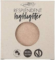 PuroBio Cosmetics <b>Resplendent</b> Highlighter (сменный блок ...